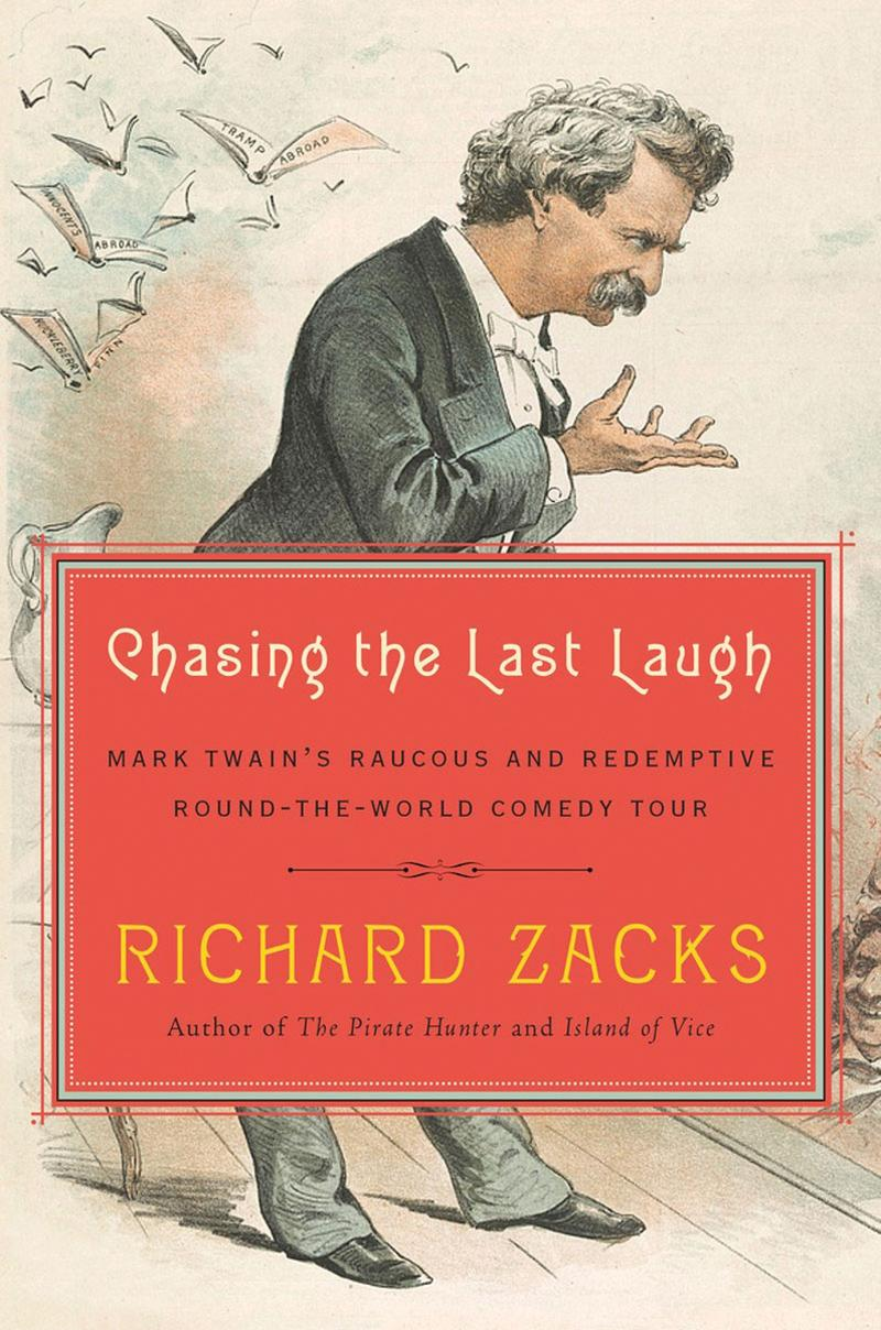 Book Cover - Chasing the Last Laugh