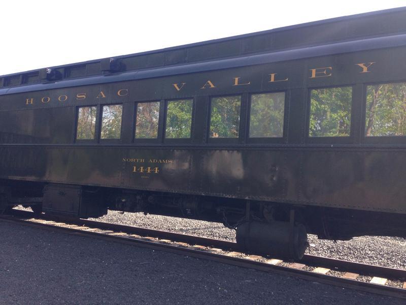 Berkshire Scenic Railway Museum's Hoosac Valley Service