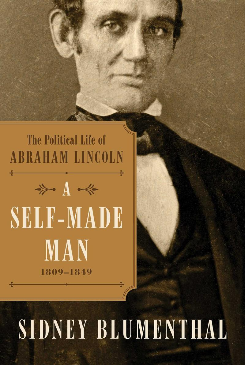 Book Cover - Self-Made Man