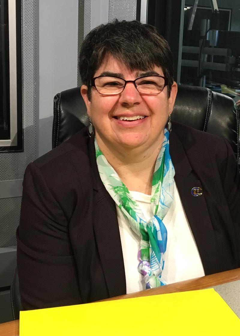 Sister Betsy Van Deusen