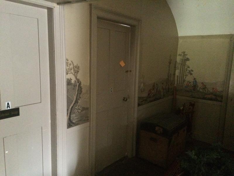 Rooms inside Ten Broeck