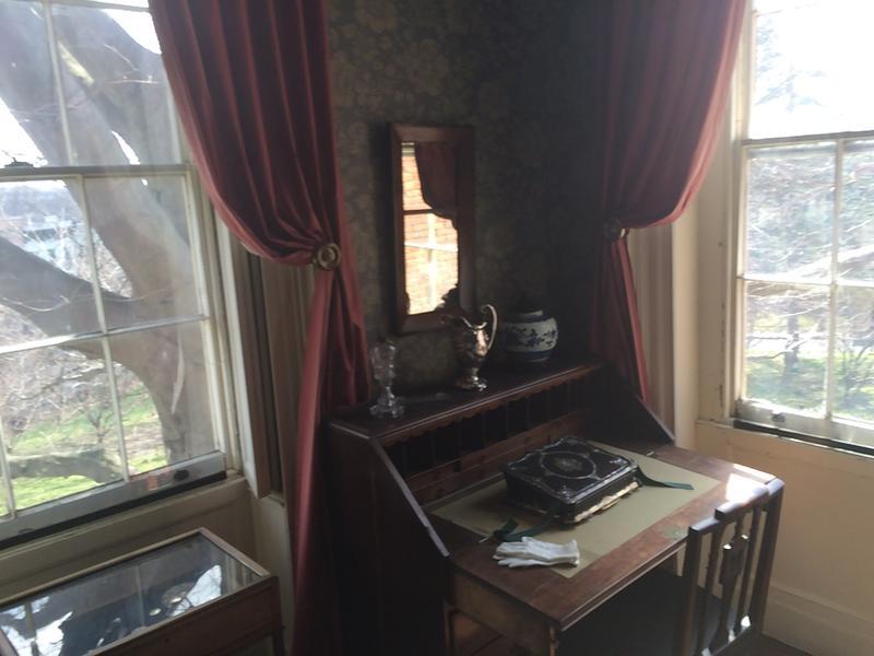 Room inside Ten Broeck