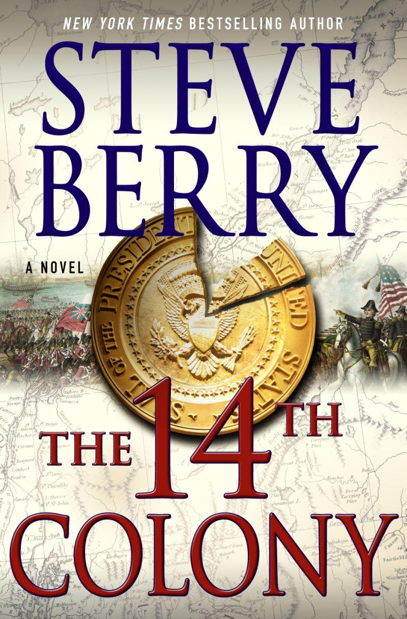 Book Cover - The 14th Colony