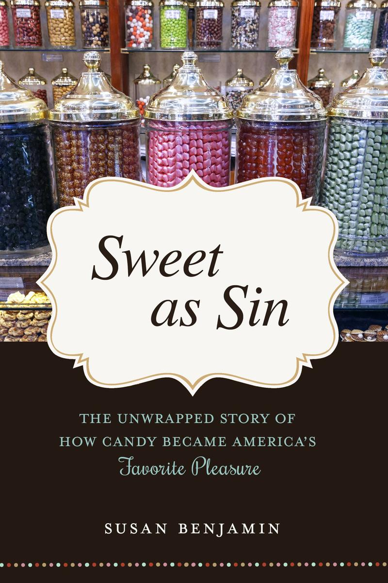 Book Cover - Sweet as Sin