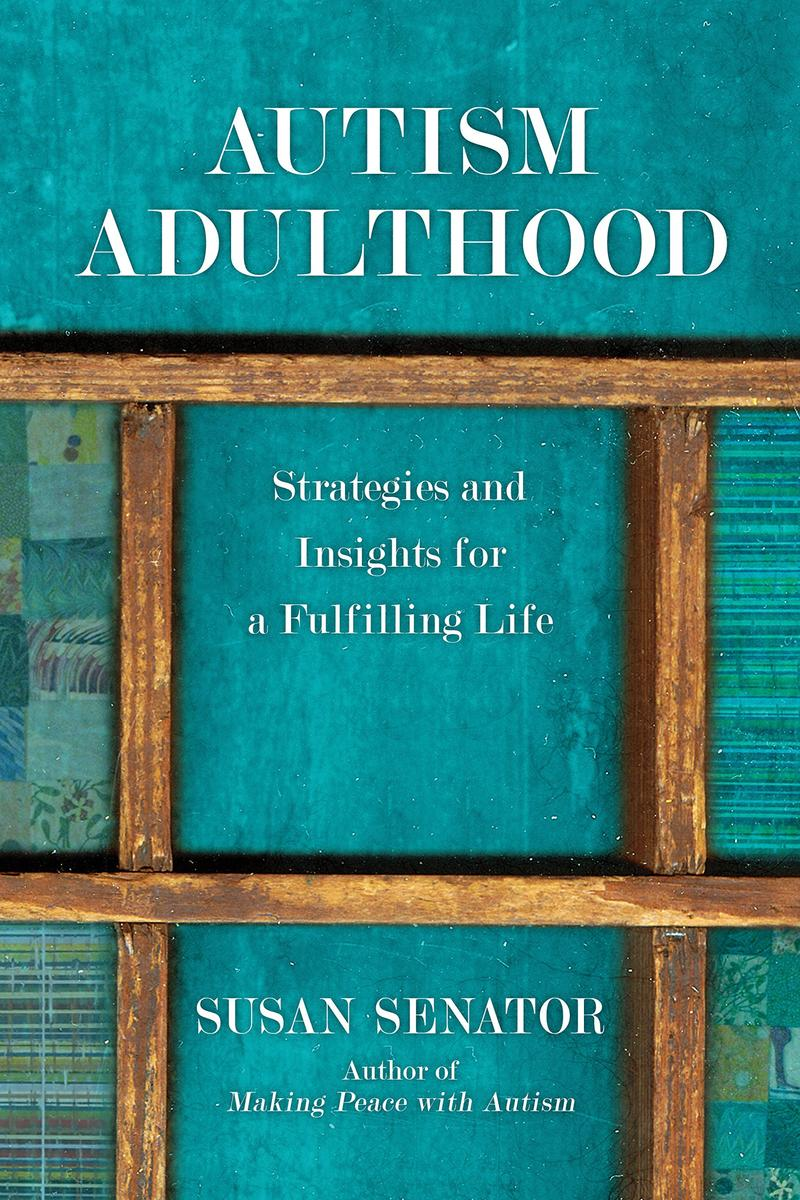 Book Cover - Autism Adulthood
