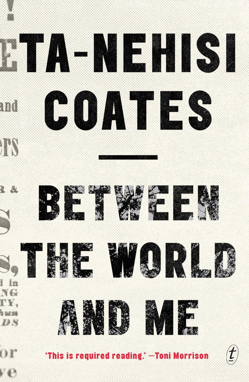 Book Cover - Ta-Nehisi Coates