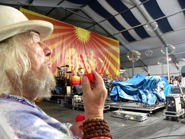Wavy Gravy is turning 80. He grew up in the Capital Region.
