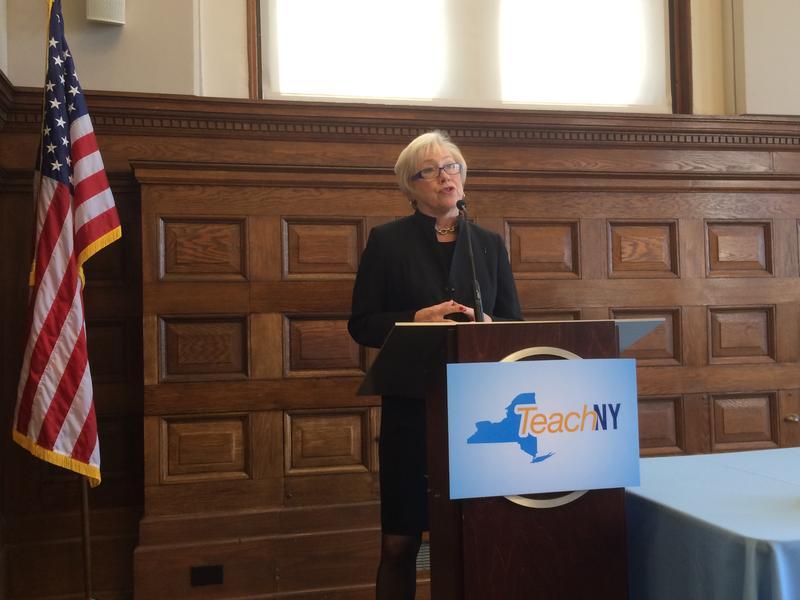 SUNY Chancellor Nancy Zimpher