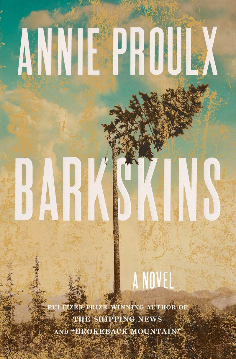 Book Cover - Barkskins