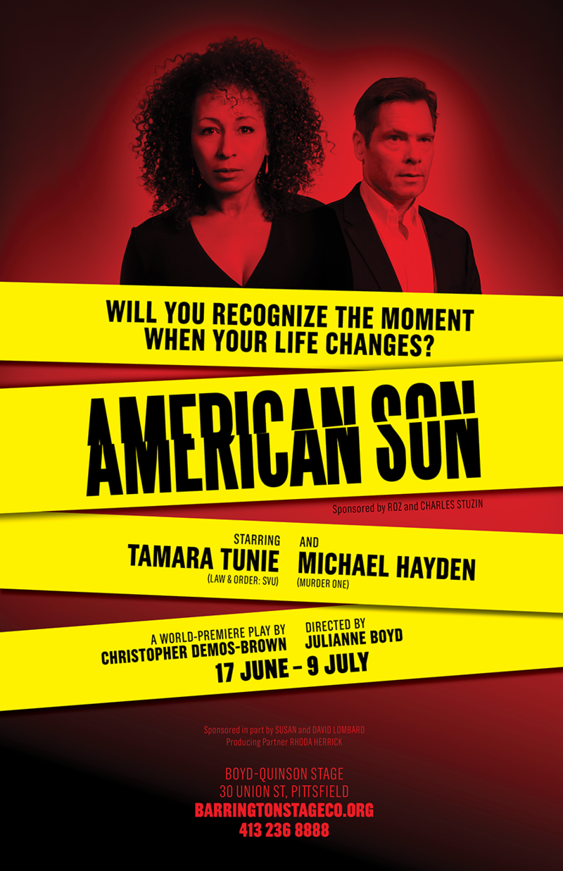 Artwork for American Son at Barrington Stage