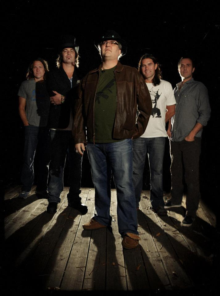John Popper and Blues Traveler