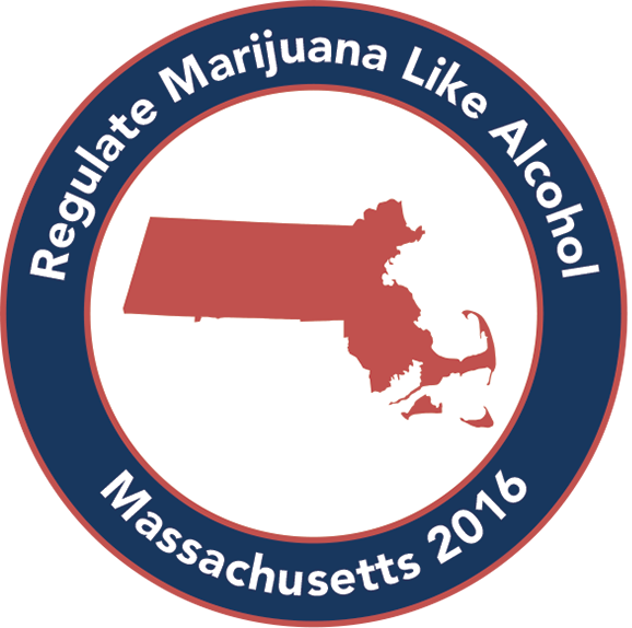 The logo of the Campaign to Regulate Marijuana Like Alcohol
