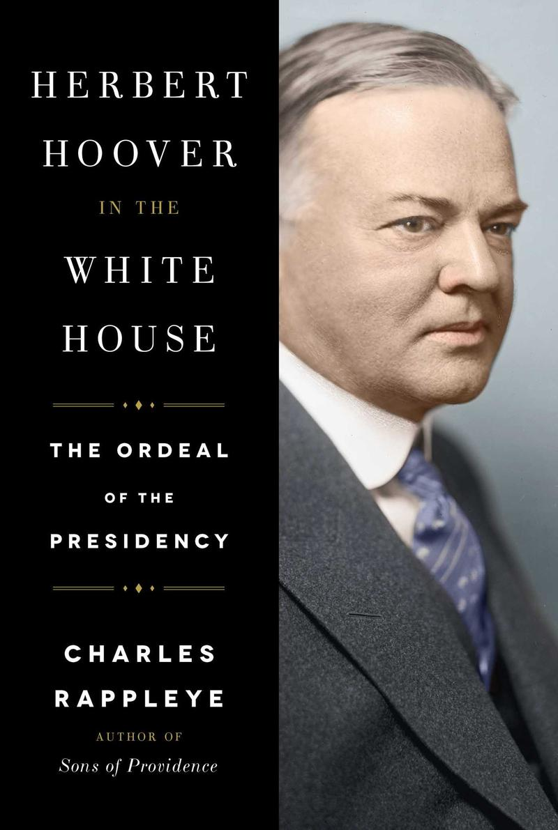 Book Cover - Herbert Hoover in the White House
