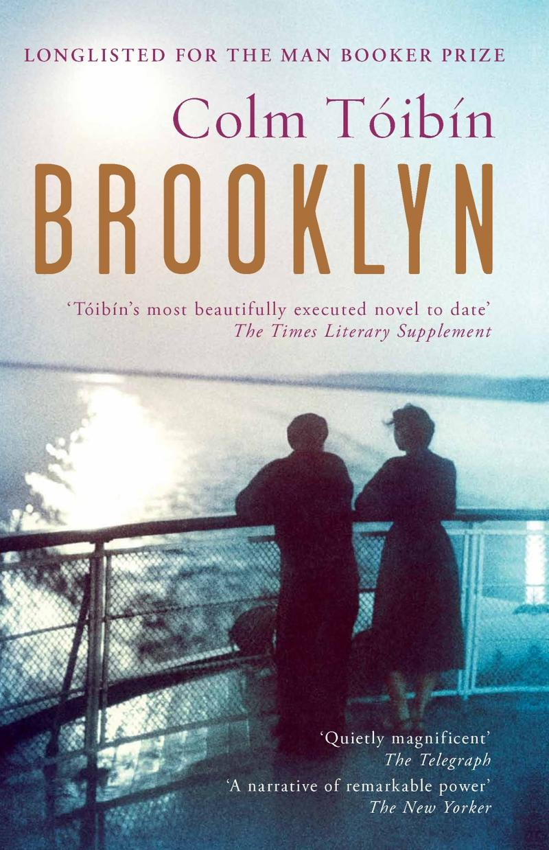 Book Cover - Brooklyn