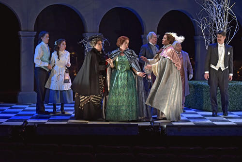 Principal Artists of The Marriage of Figaro