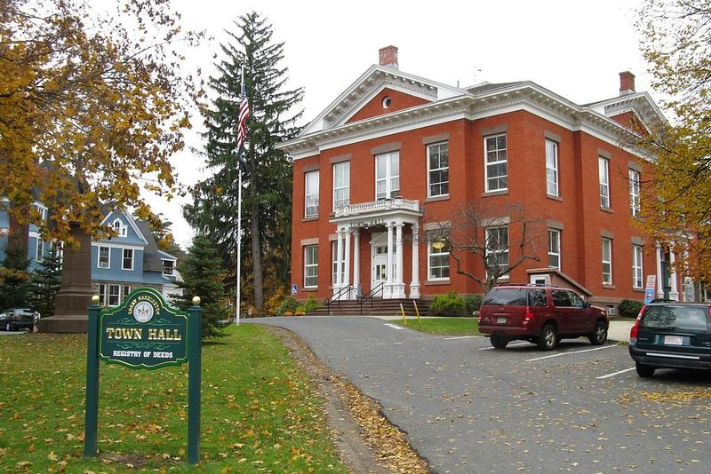 Great Barrington Town Hall