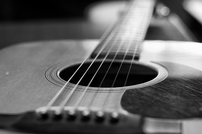 This is a picture of a guitar