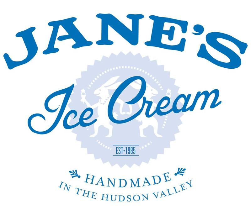 Jane's Ice Cream Logo