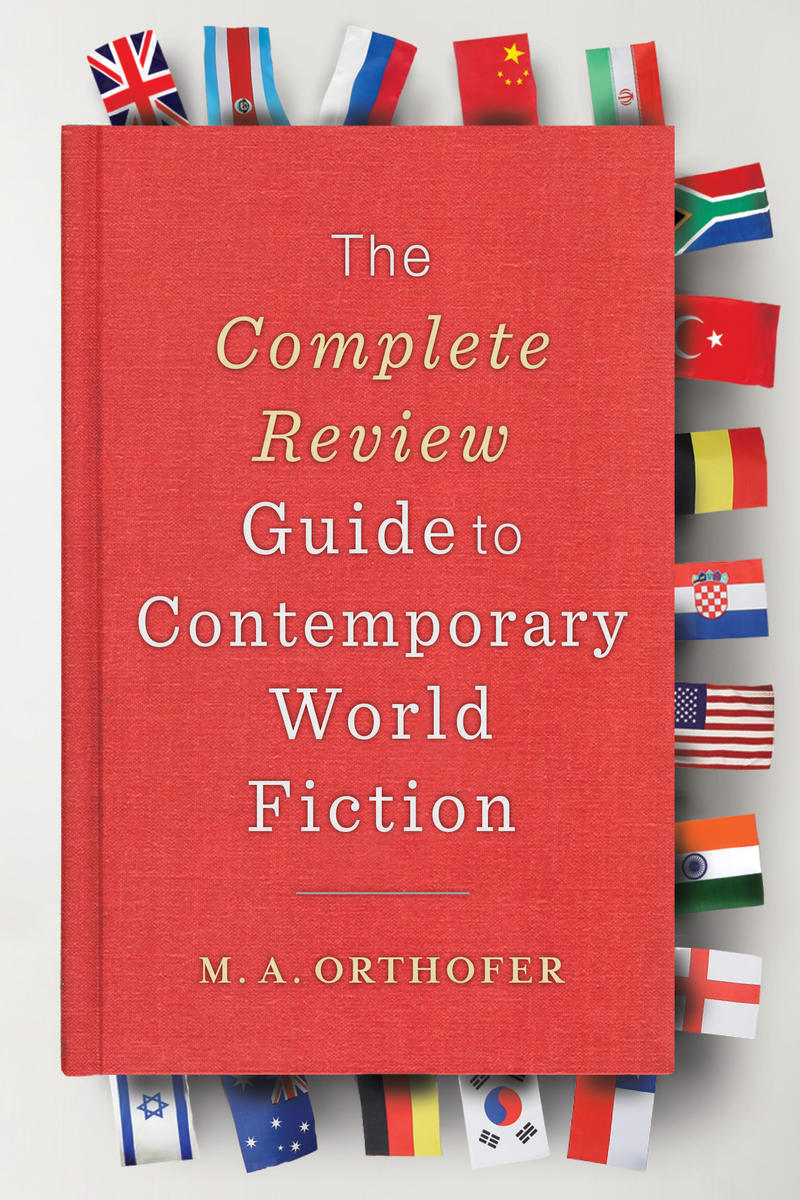 Book Cover - The Complete Review Guide to Contemporary World Fiction