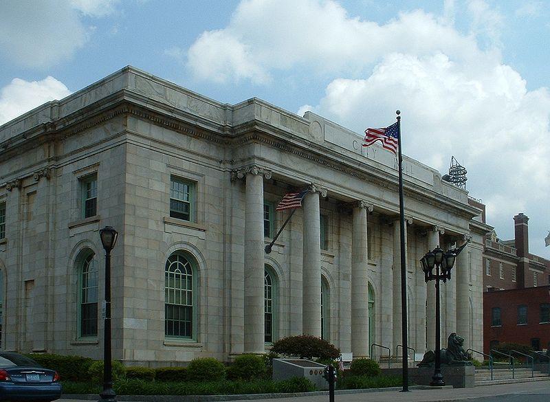 Pittsfield City Hall