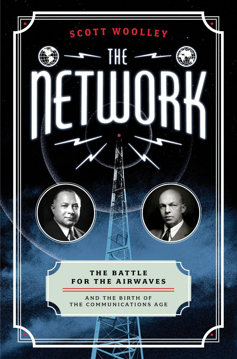 Book Cover - The Network