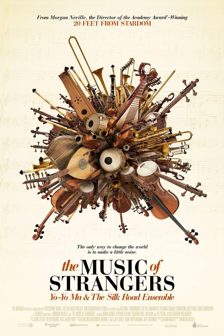 The Music of Strangers Movie Poster