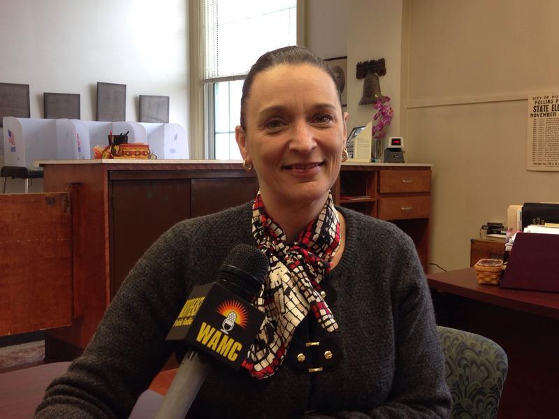 Pittsfield Mayor Linda Tyer
