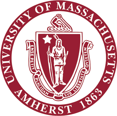 The logo of University of Massachusetts Amherst