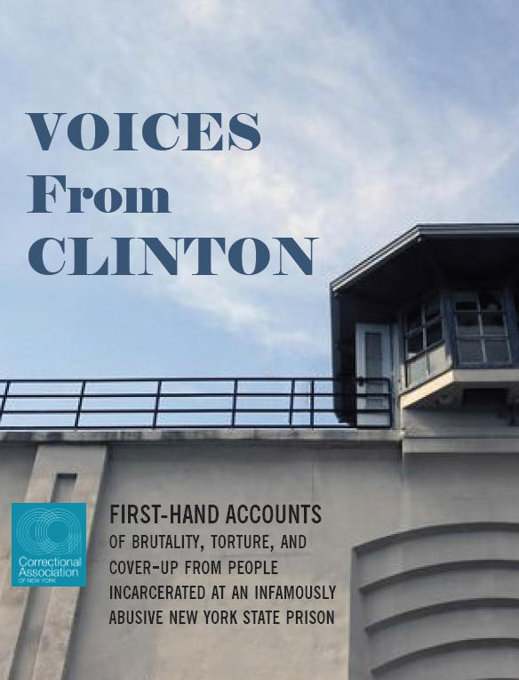 Voices From Clinton report cover