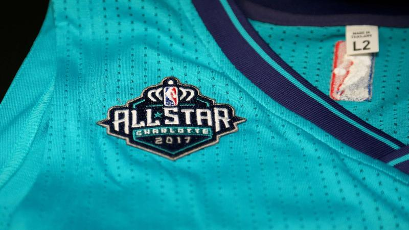 2017 NBA All-Star Game jersey