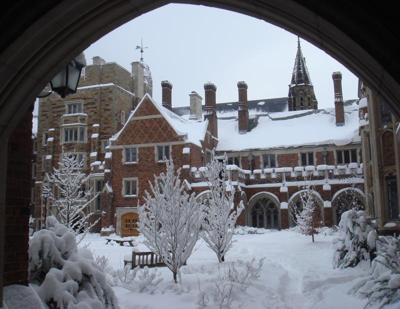 Yale's Calhoun College