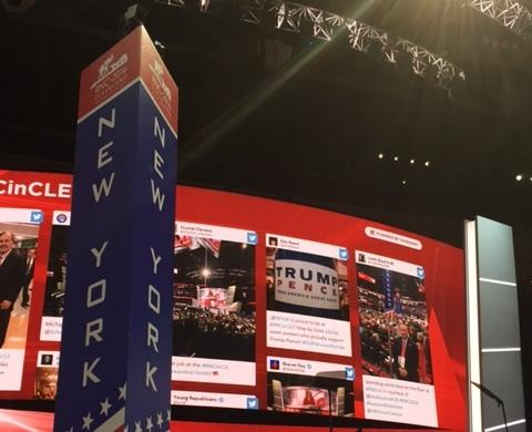 2016 Republican National Convention in Cleveland