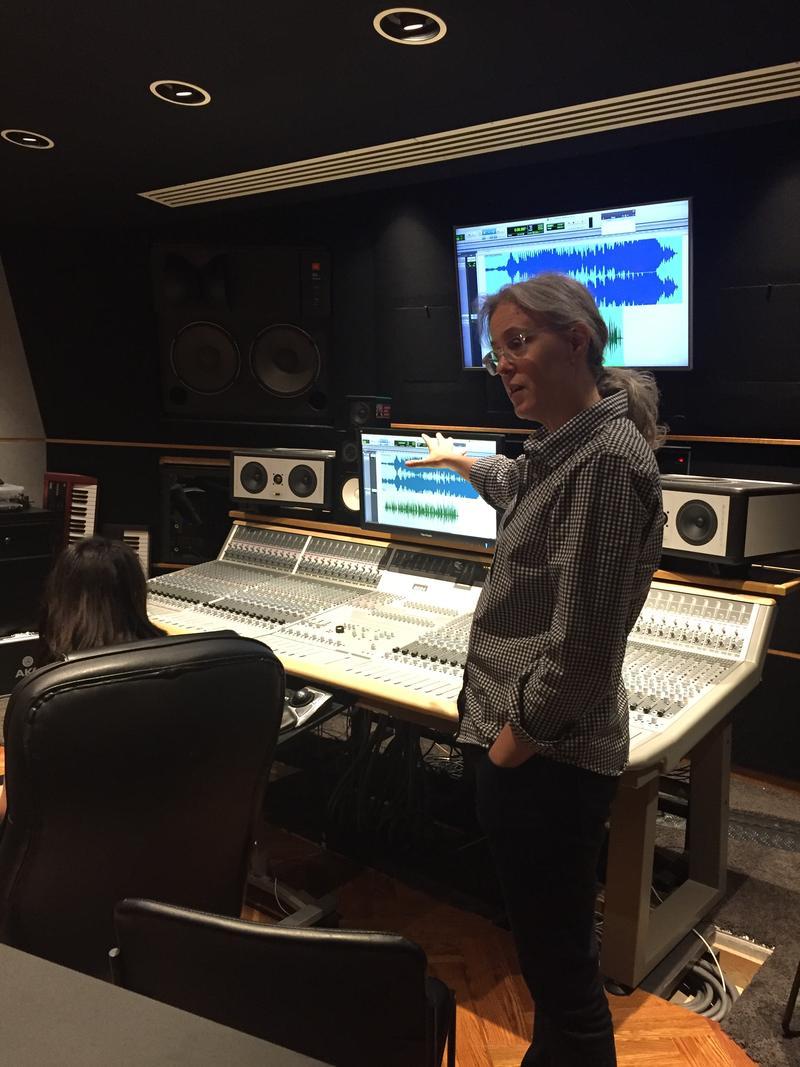 Terri Winston, Women's Audio Mission