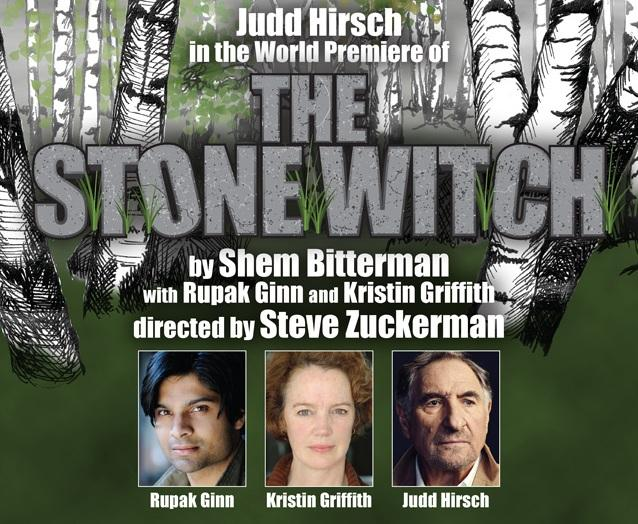 Artwork for The Stone Witch at Berkshire Theatre Group