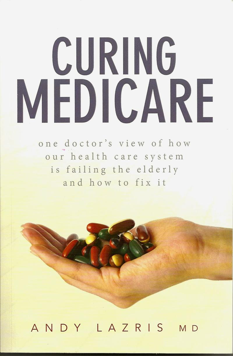 Book Cover - Curing Medicare