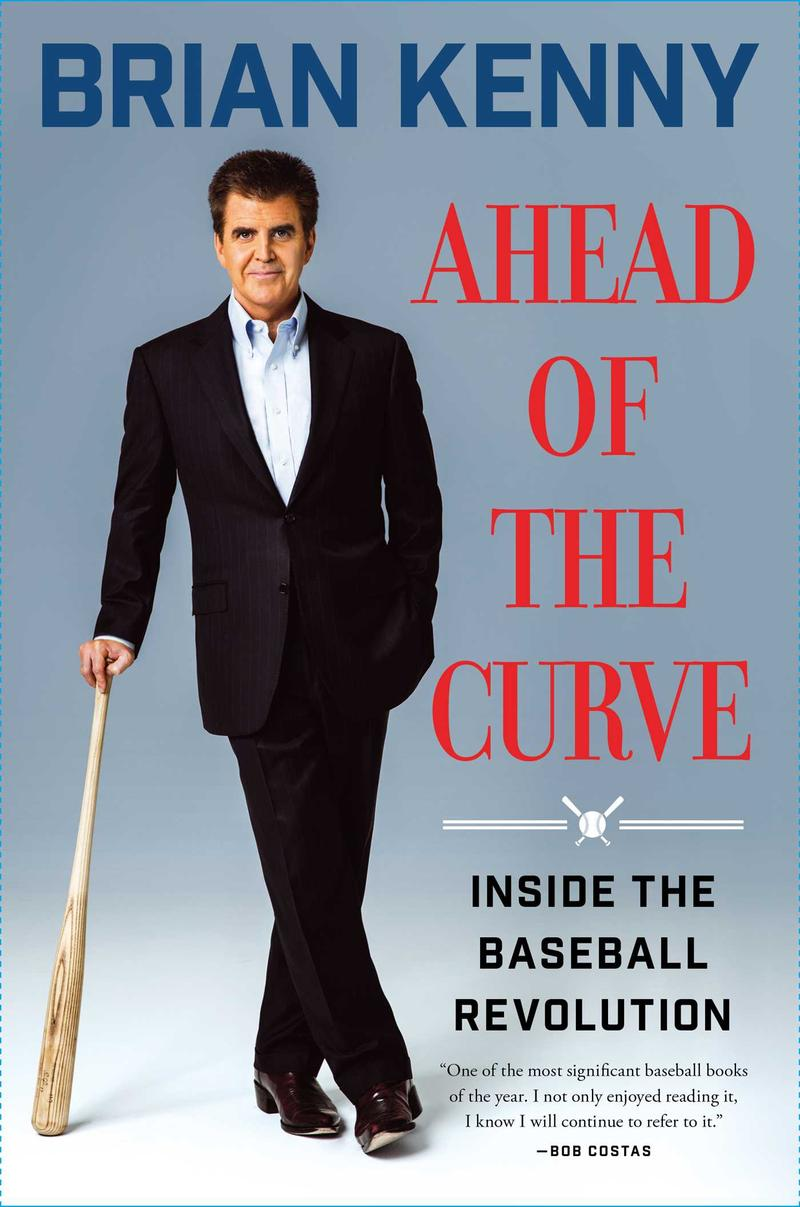 Book Cover - Ahead of the Curve