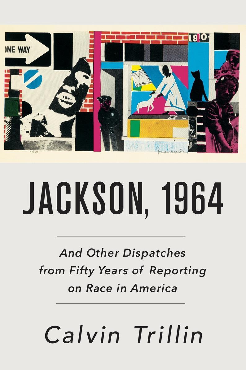 Book Cover - Jackson, 1964
