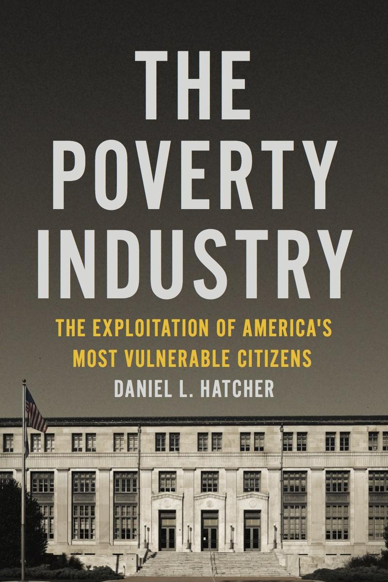 Book Cover - The Poverty Industry