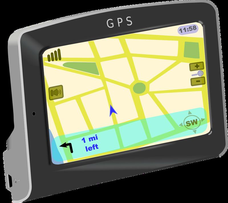 GPS rendering