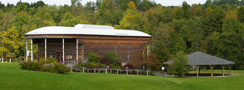 The Iroquois Indian Museum