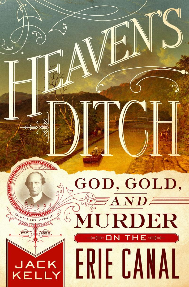 Book Cover - Heaven's Ditch
