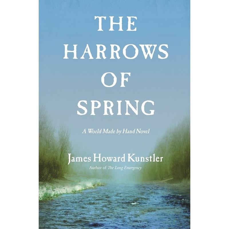 Book Cover - The Harrows of Spring