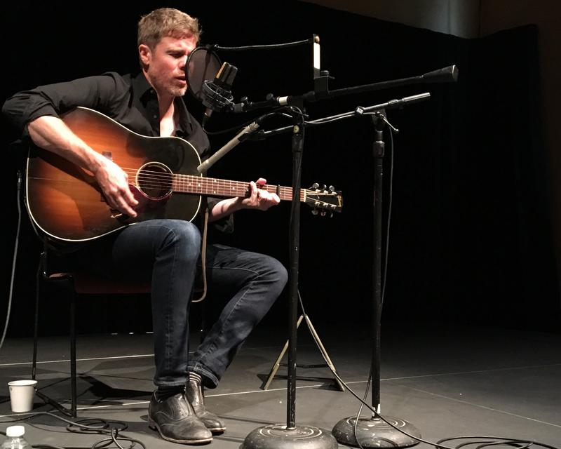 Josh Ritter at The Linda in Albany, New York