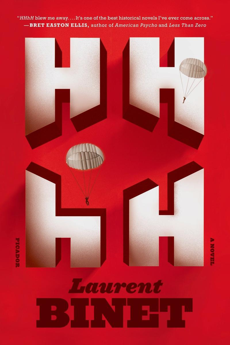 Book Cover - HHhH