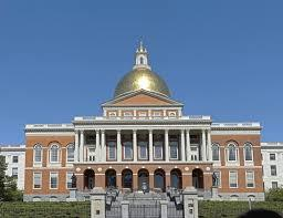 This is a picture of the inside of the Massachusetts State House