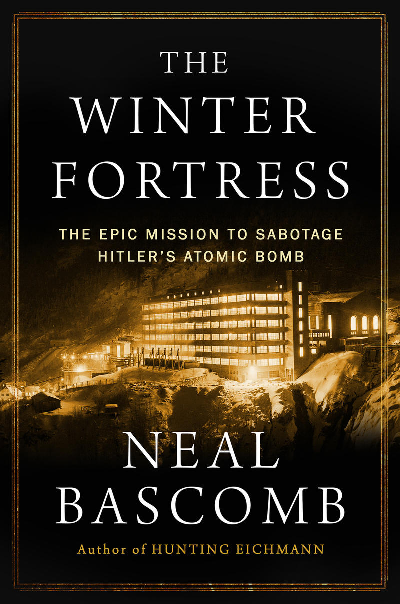 Book Cover - The Winter Fortress