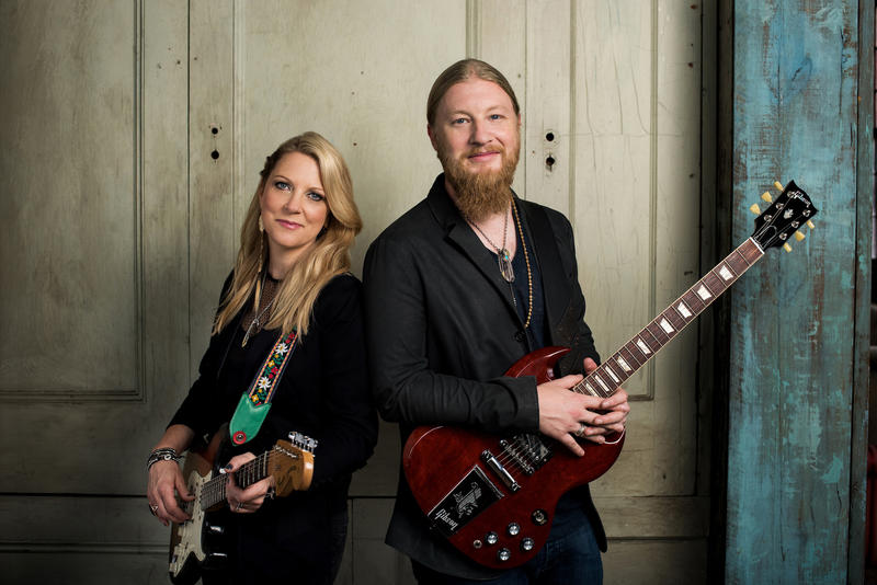 Susan Tedeschi and Derek Trucks.