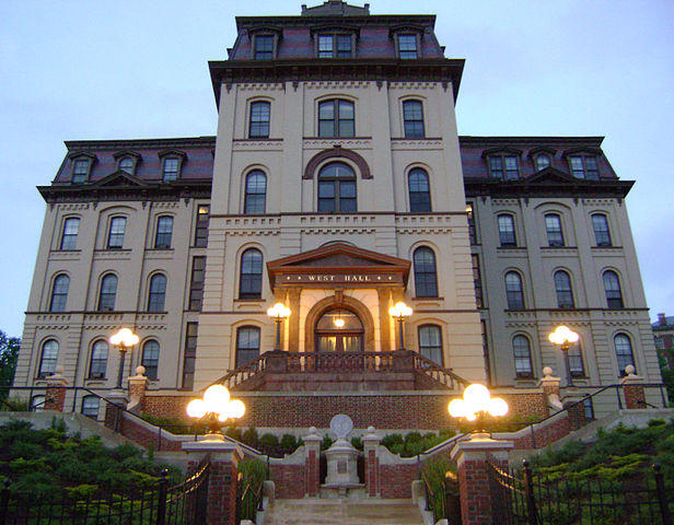 West Hall, RPI