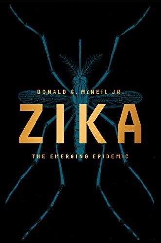 Zika: The Emerging Epidemic book cover