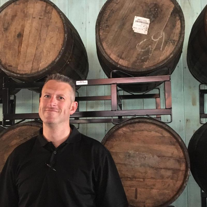 Stu Ruttan, General Manager at Big Slide Brewery and Public House